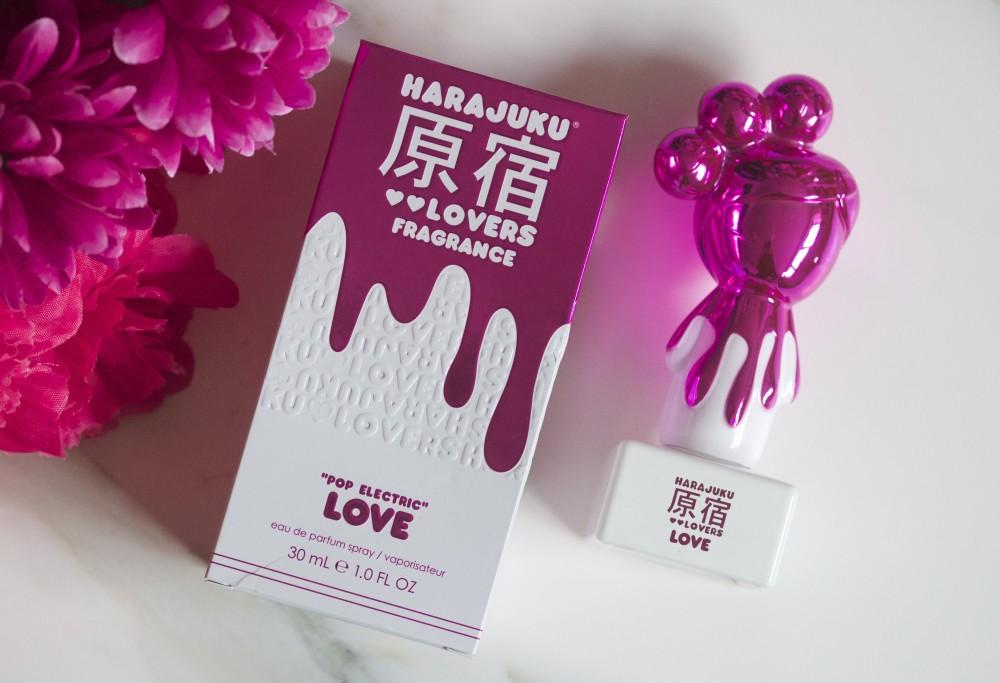 Perfume: Harajuku Lovers 'Love'