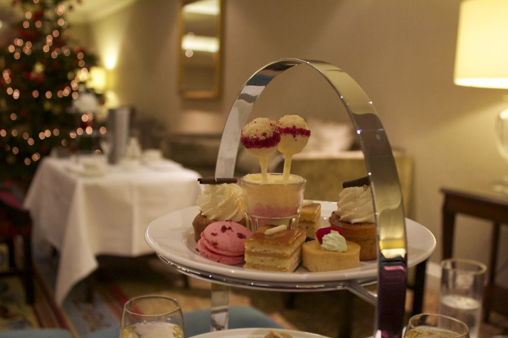 lancaster london hotel afternoon teas tourist