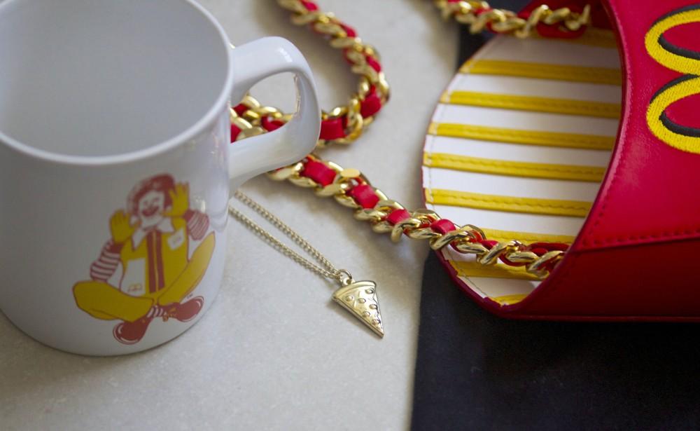 mcdonalds vintage drinking cup mug
