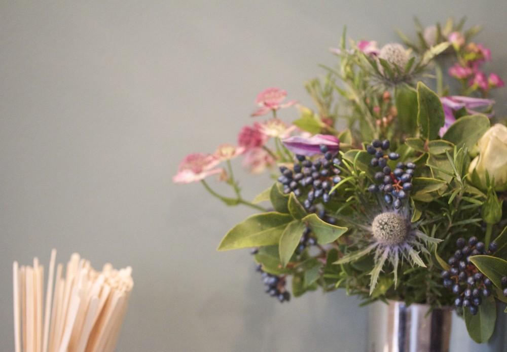 workshop fitzrovia coffee bar flowers indipendant coffee shop