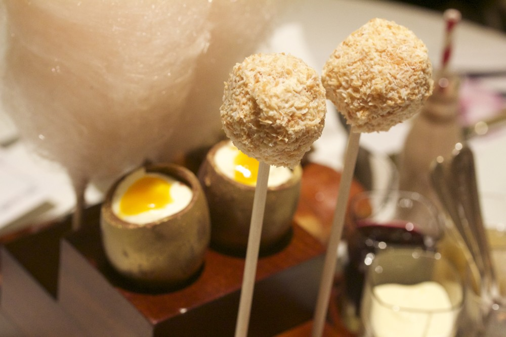 One Aldwych Hotel afternoon tea review sandwiches hotel high tea review fashion blog lifestyle cake pops