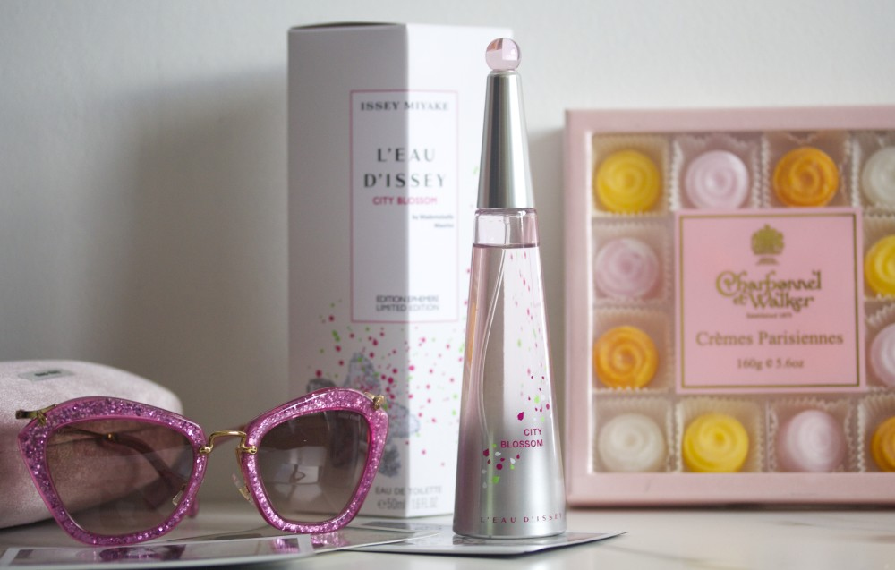 Perfume: Issey Miyake L'Eau d'Issey City Blossom