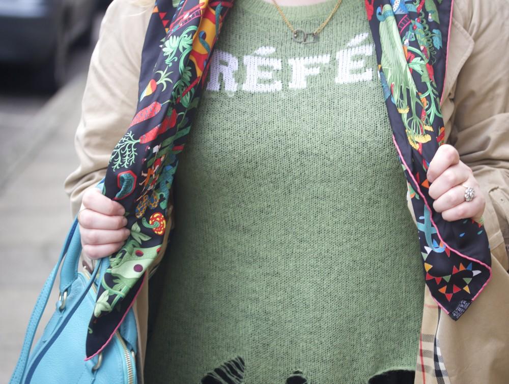 Wildfox prefere jumper fashion blogger