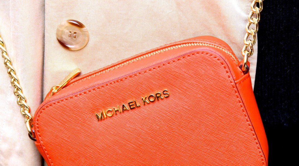 michael kors mini cross body handbag bag