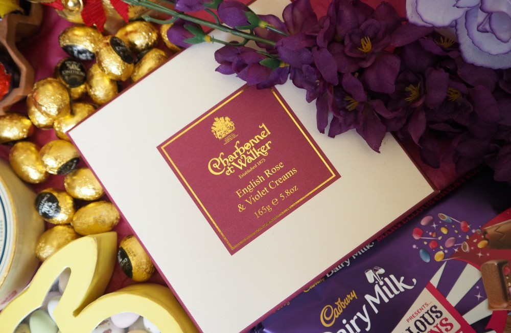 godiva chocolate cadbury marvellous creations popping candy and jelly bean chocolate charbonnel et walker truffles lindt lindor easter egg cadburys creme egg in holder editorial food photography shoot easter