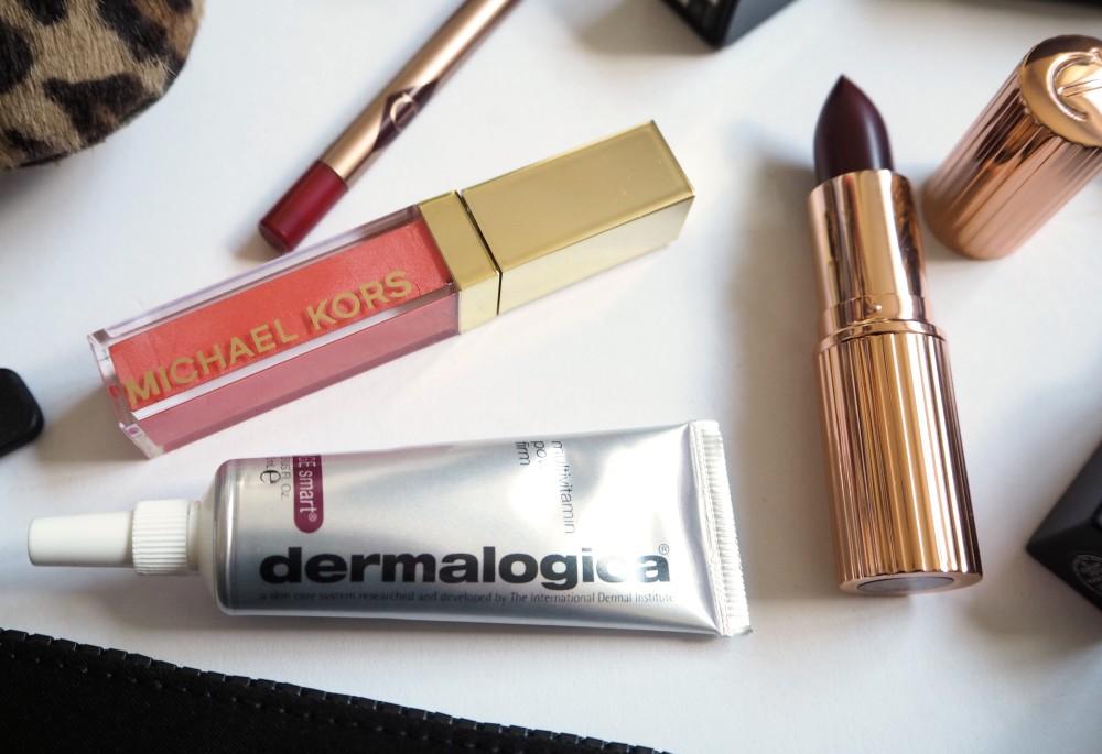 smashbox lipstick topshop ombre lipstick lanolips lip balm fashion beauty blog blogger wordpress dermalogica multi vitamin power firm eye cream charlotte tilbury vintage vamp lipstick
