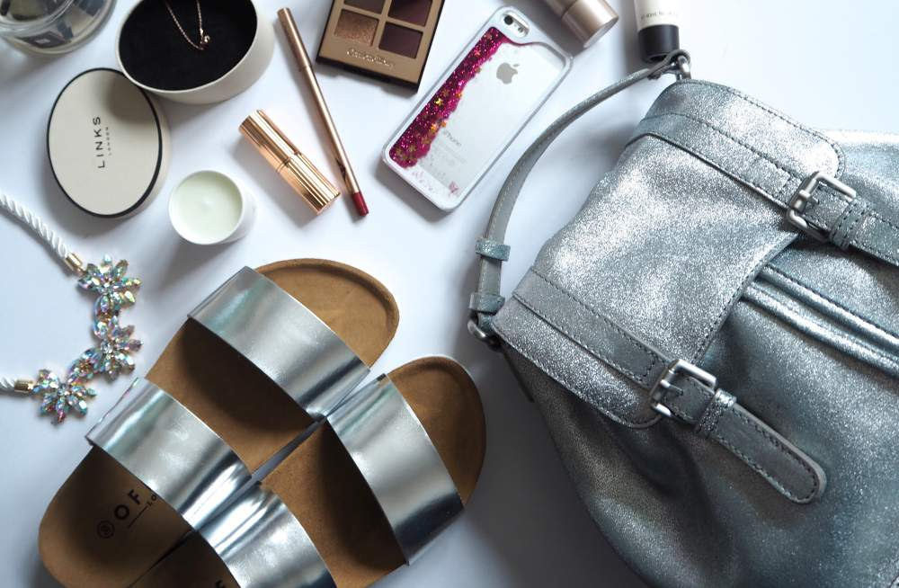 All Silver Everything Fashion For Lunch
