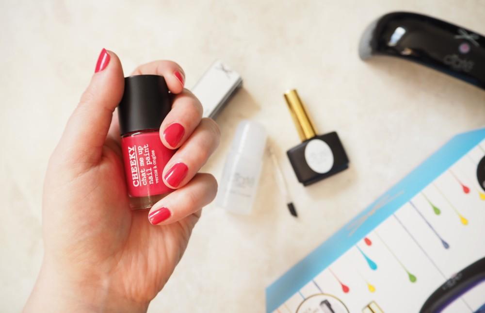 Beauty: Ciaté Geltox Starter Kit