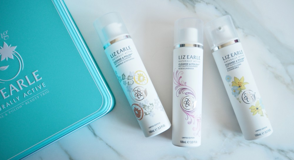 liz earle cleanse and polish limited edition trio