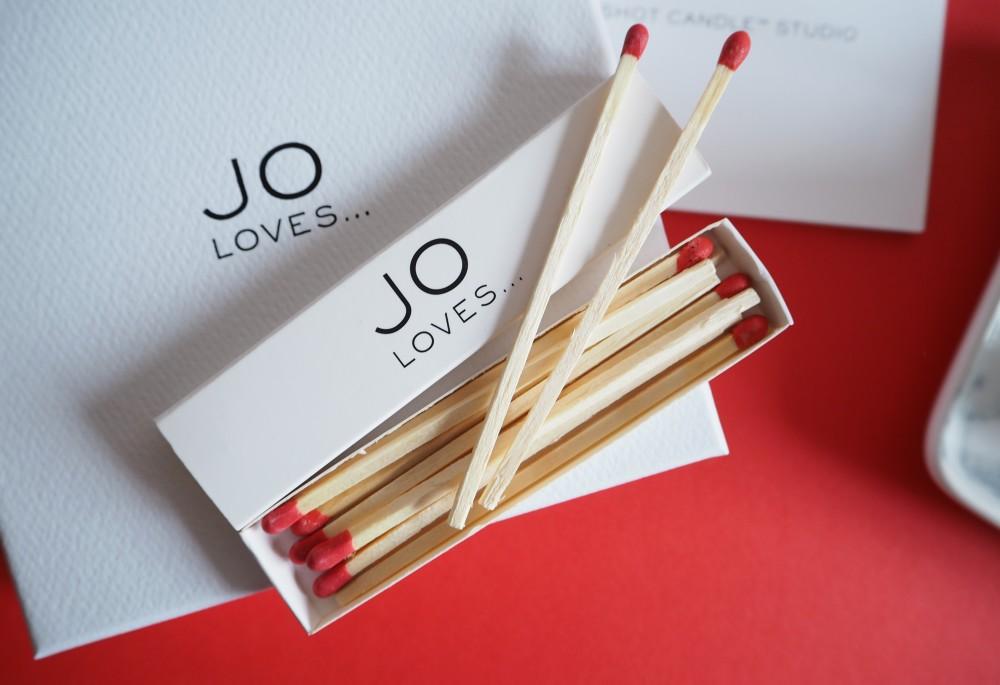 jo loves candle shot concept studio