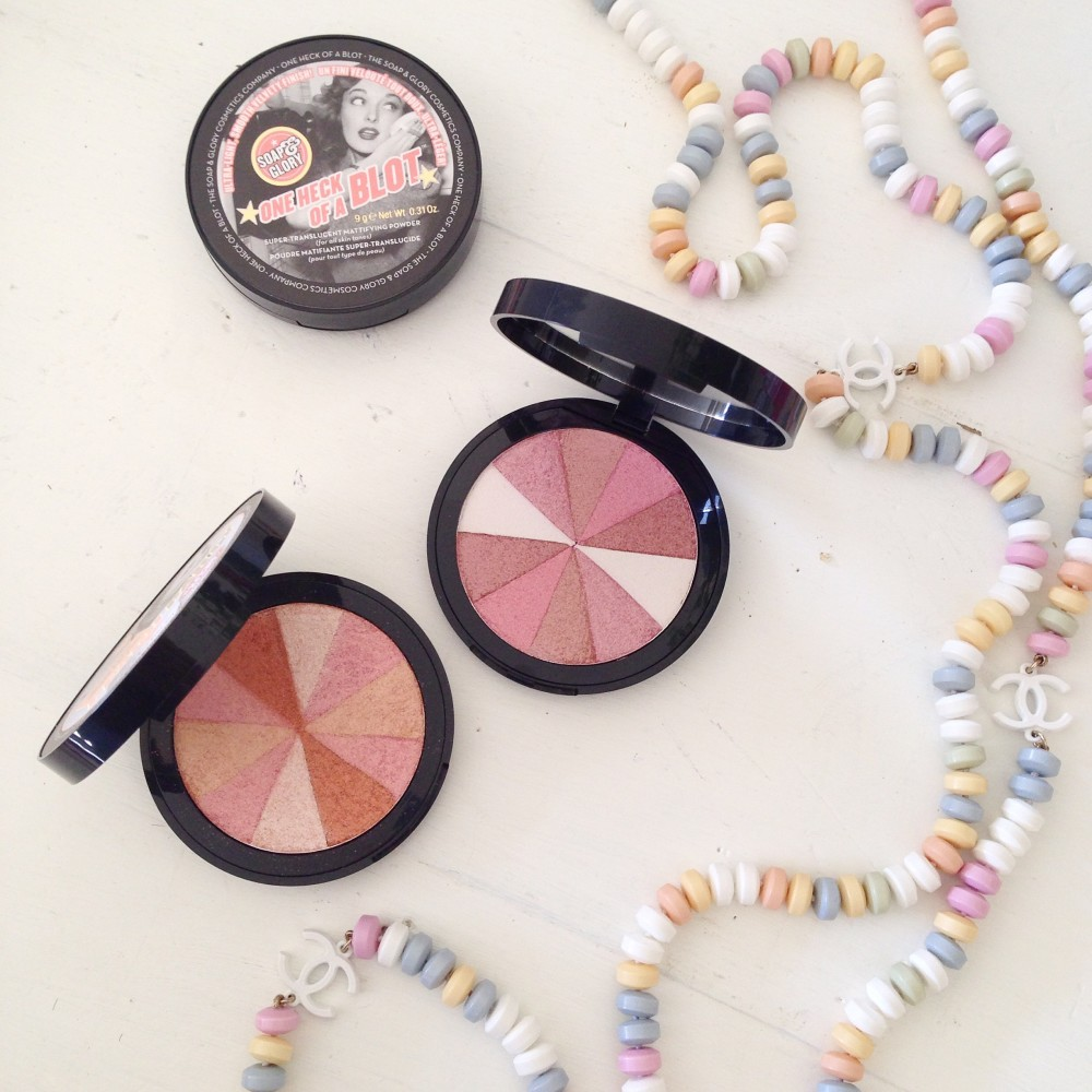 soap and glory blusher love at first blush