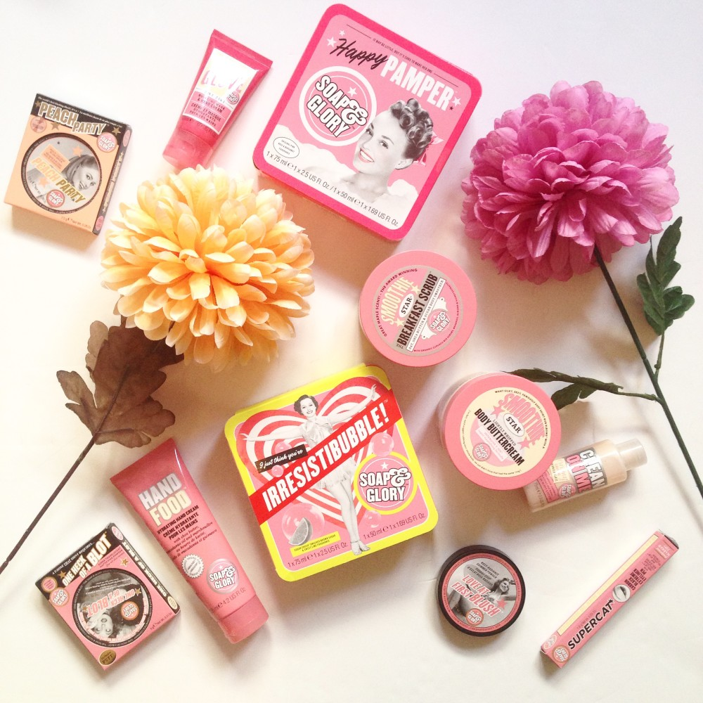 soap and glory cult british beauty brand