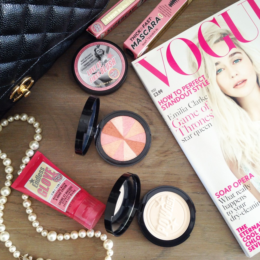 soap and glory endless glove hand cream