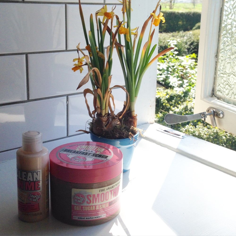 soap and glory instagram account