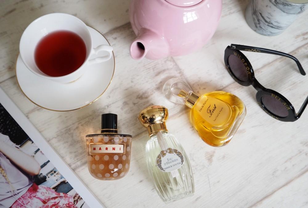 Perfume: Three Fine Fragrances