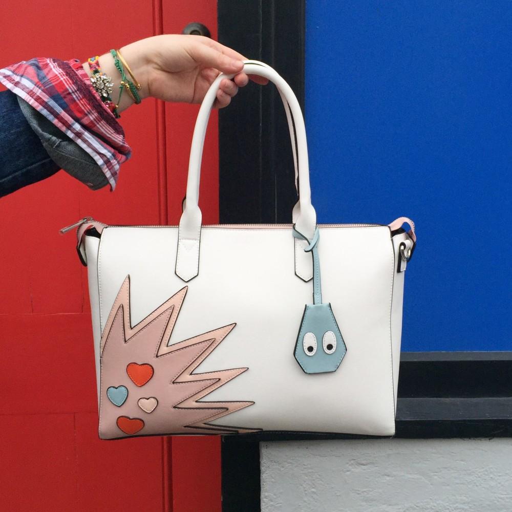 asos handbag novelty detail anya hindmarch style
