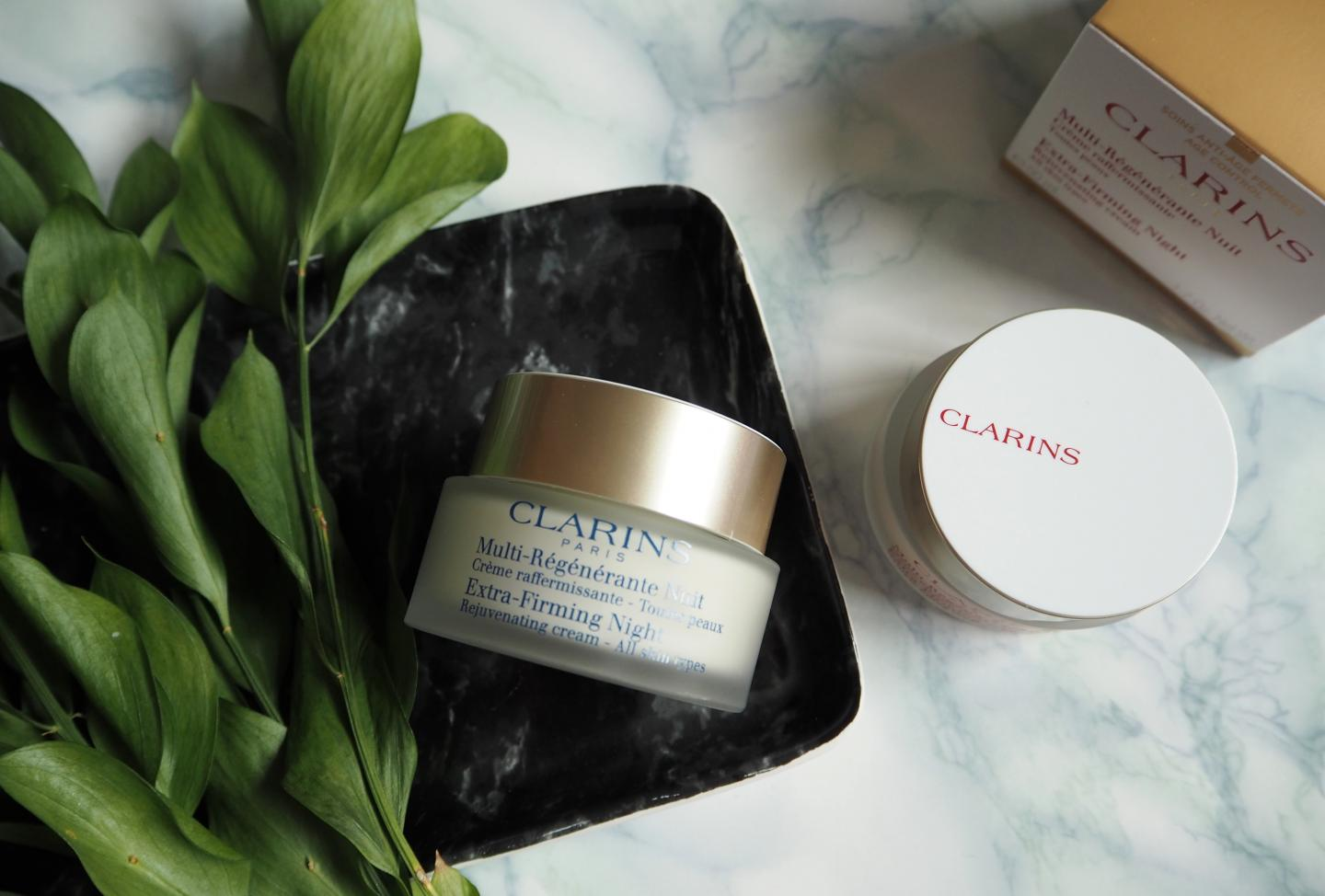 Mother Knows Best Clarins Extra Firming Day And Night Cream 15ml Fashion For Lunch