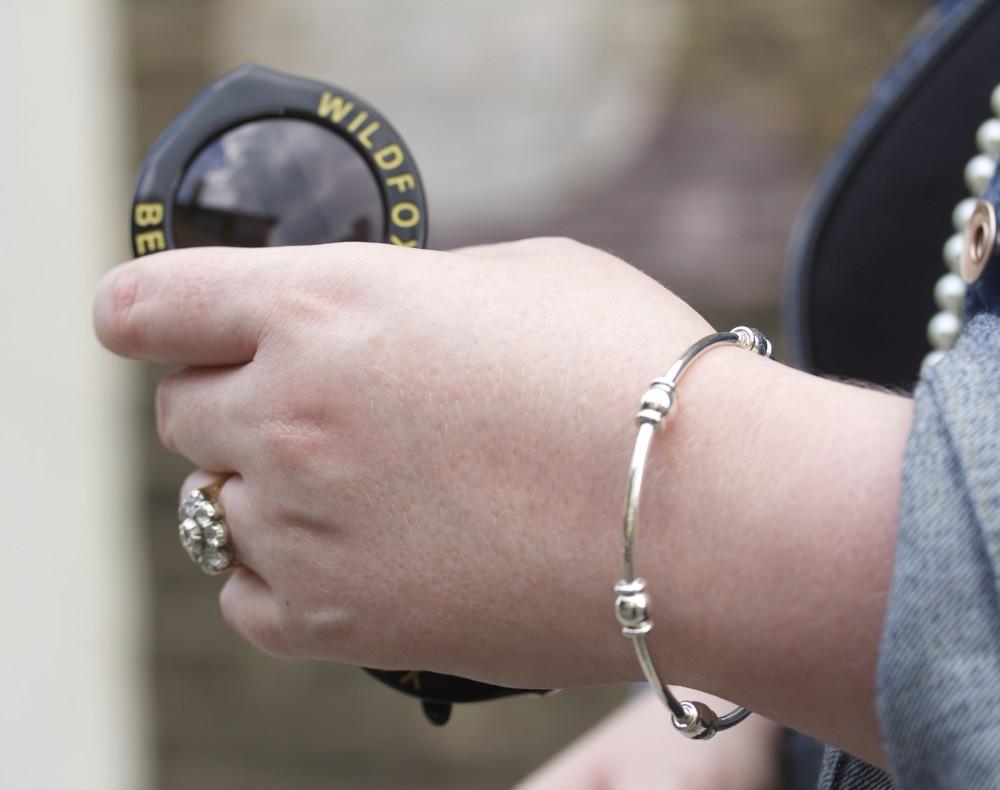 hiho silver bracelet bangle