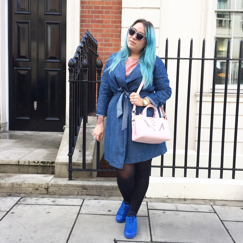 London Fashion Week S S16 Street Style Fashion For Lunch