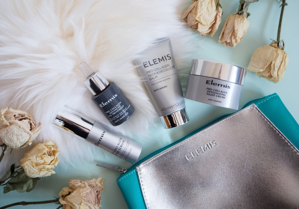 Shopping: Elemis Pro-Collagen Collection