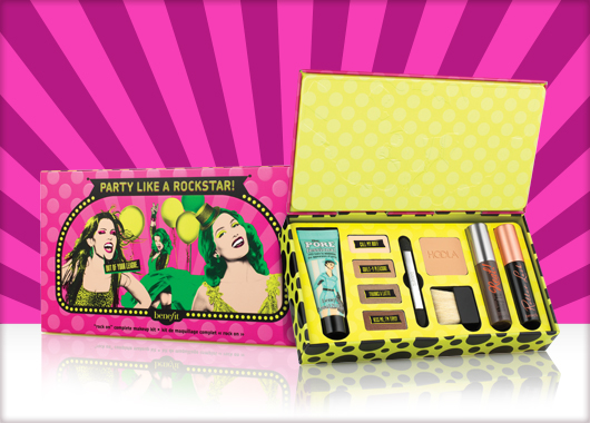 Beauty: Benefit Party Poppers!