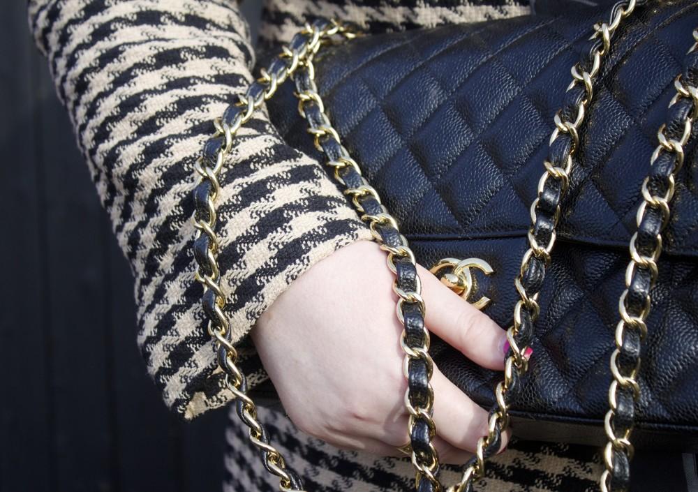 fashion for lunch blog chanel bag