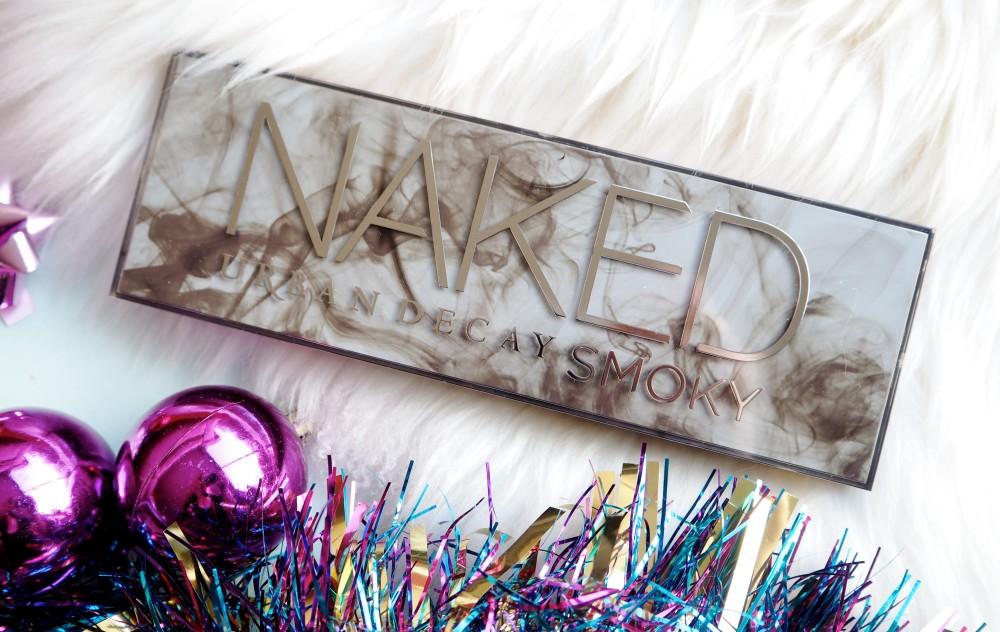 urban decay naked palette smoky make up set