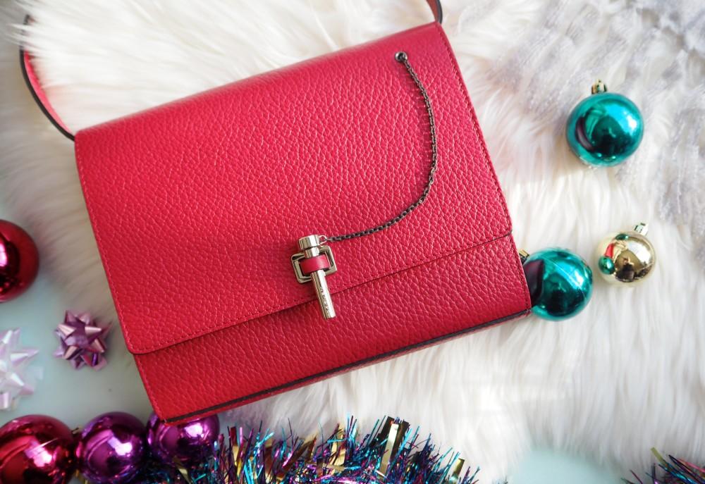 carven malher handbag screw clasp handbag bag clutch