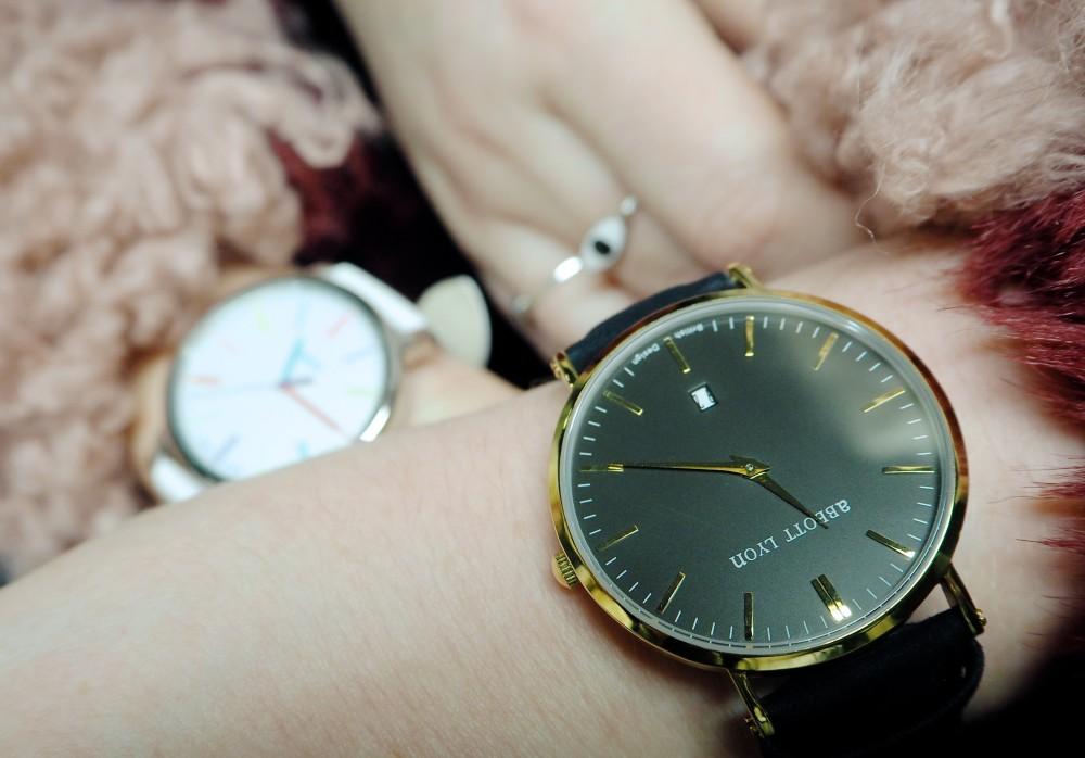 abbot lynn black watch
