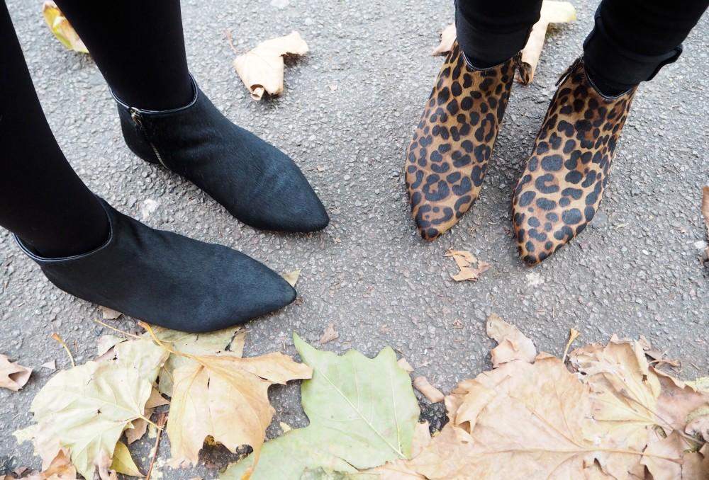 boden joni boots pony skin boots leopard print