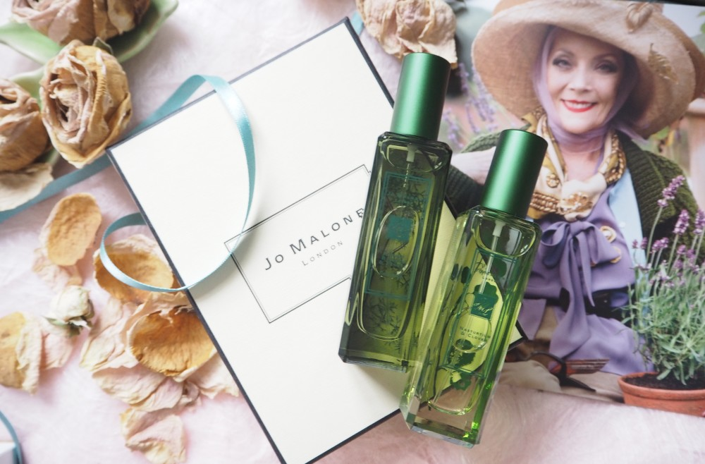 jo malone london the herb garden review launching march 2016