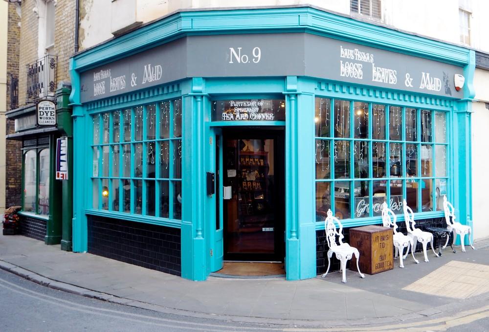 margate old town tea shop loose leaf