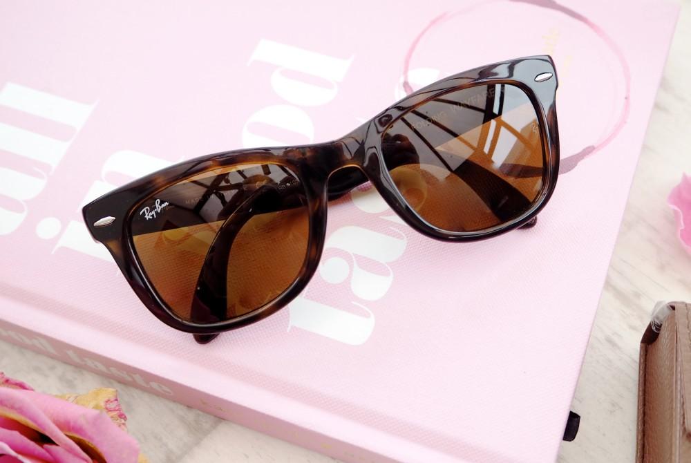 Win Ray-Ban Sunglasses with Sunglasses Shop folding raybans glasses