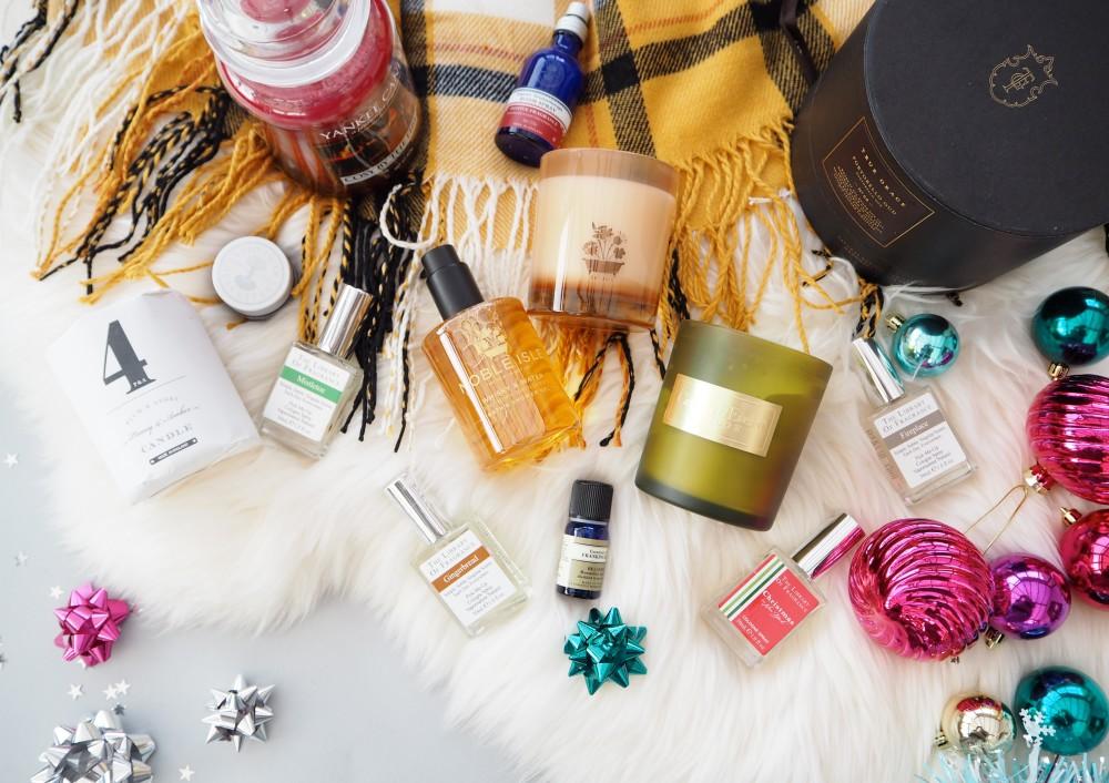 Fragrance: Favourite Festive Scents