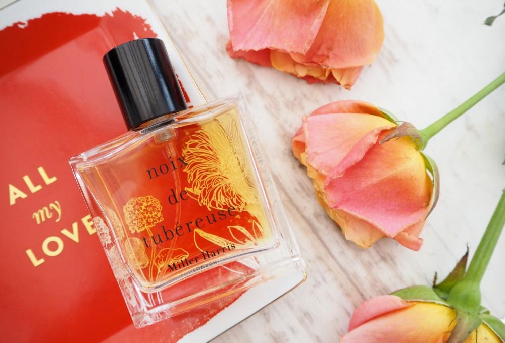 Miller Harris Noix de Tubéreuse perfume fragrance