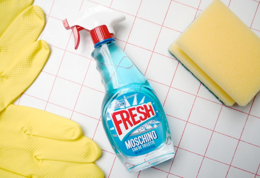 Fragrance: Moschino 'Fresh'