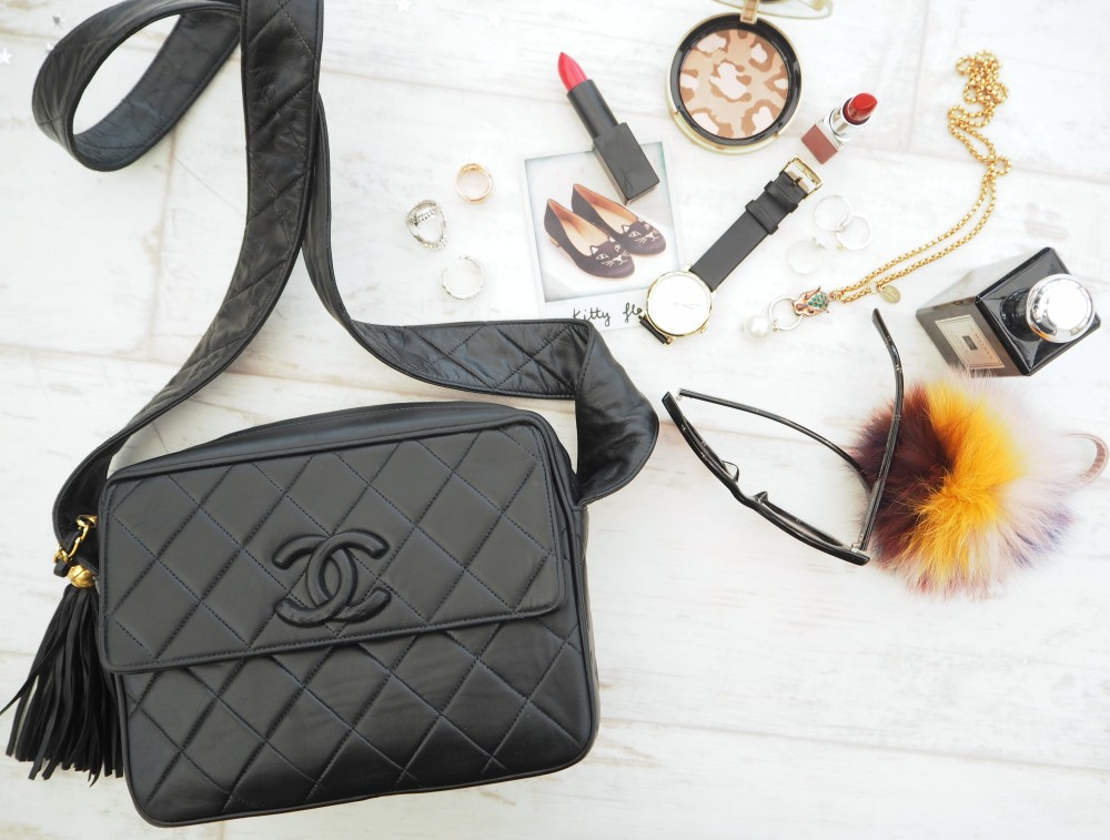 My Chanel Handbag Got A Colour Change! the handbag clinic colour change results