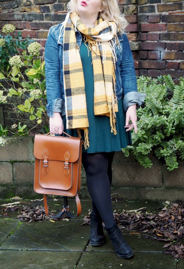 fashion for lunch labelsforlunch blog blogger The Satchel Backpack