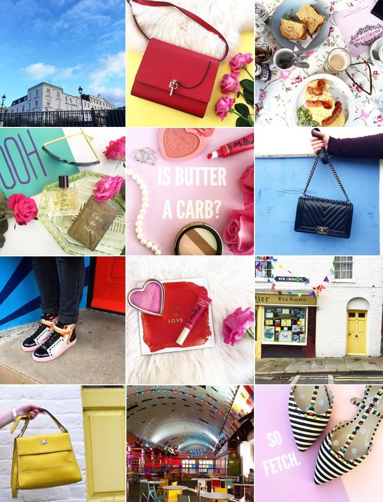 fashion for lunch labelsforlunch instagram