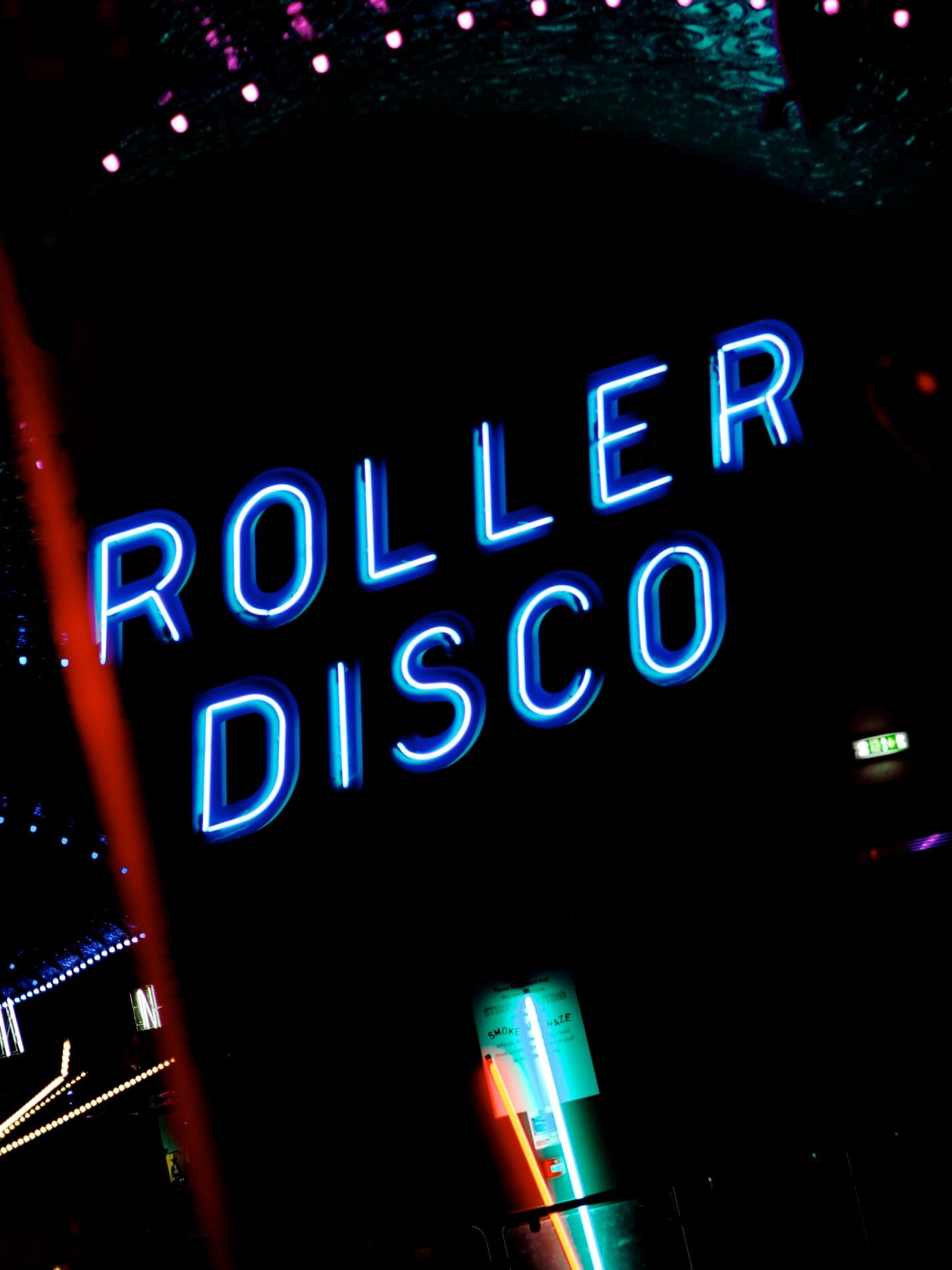 dreamland margate rollerdisco food