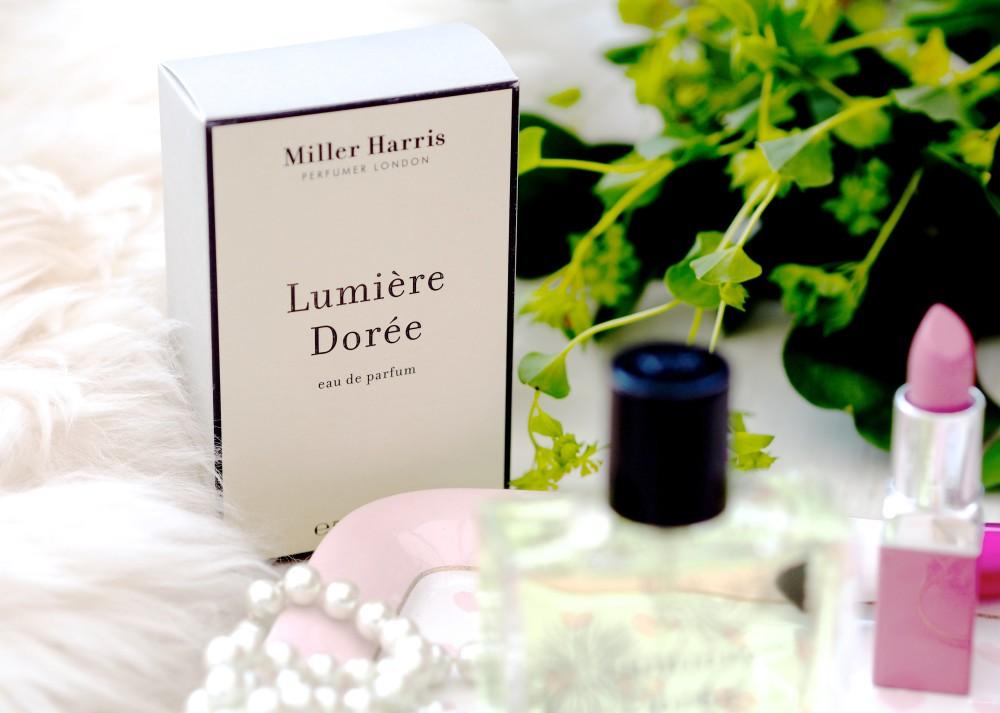Fragrance: Miller Harris 'Lumière Dorée'