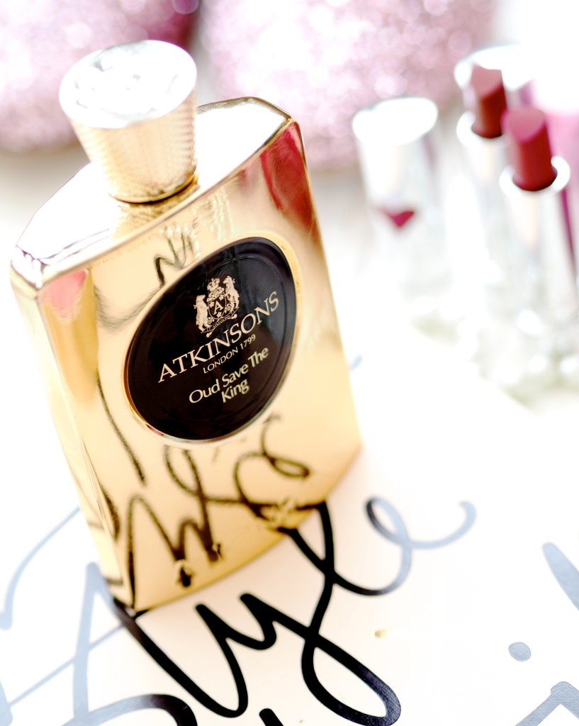 Atkinsons Oud Save The King perfume fragrance cologne