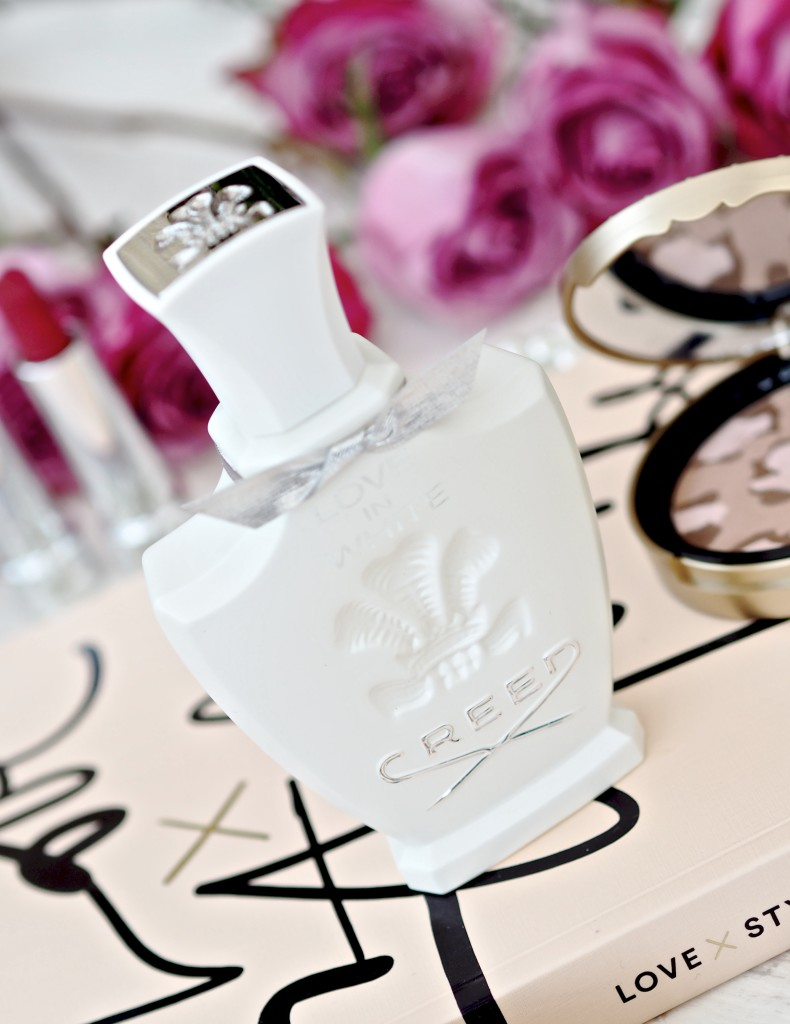 Fragrance Creed Love In White Fashion For Lunch