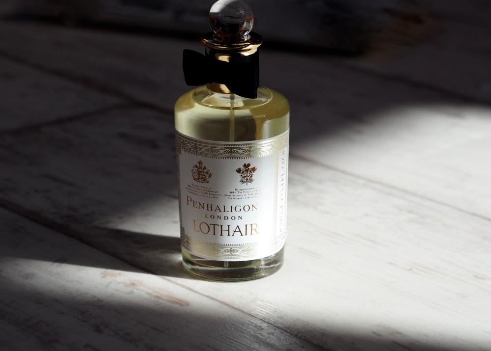 Penhaligon's Lothair perfume fragrance review