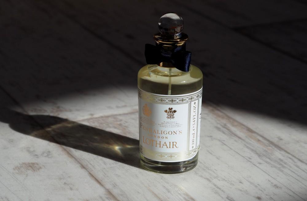 Penhaligon's Lothair perfume fragrance review Penhaligon's Lothair perfume fragrance review