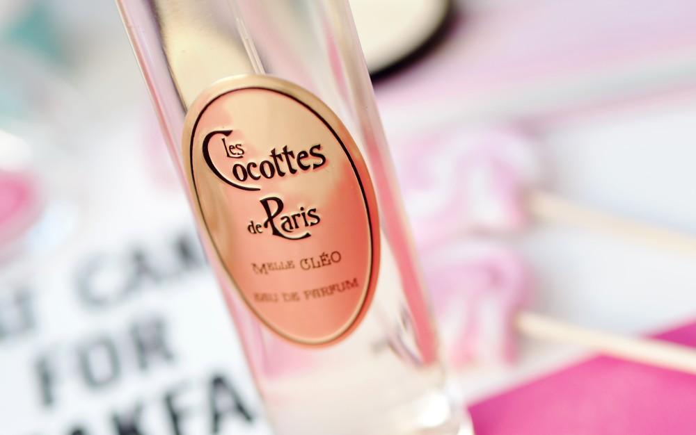 Les Cocottes de Paris Melle Cléo fragrance perfume review