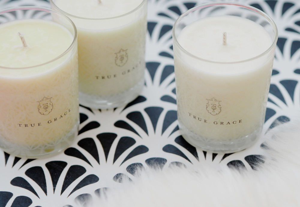 true grace spring scent candles english meadow