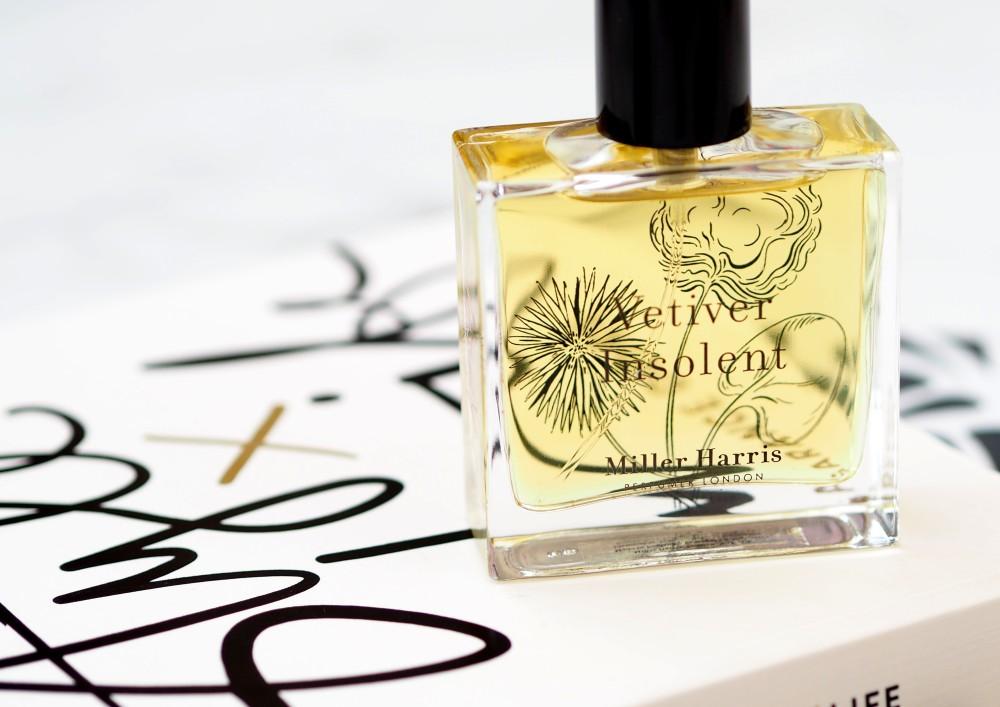 Fragrance: Miller Harris 'Vetiver Insolent'
