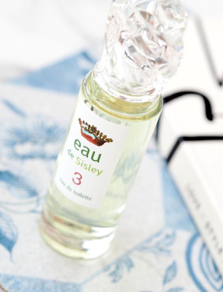 Sisley Eau de Sisley 3 perfume fragrance review