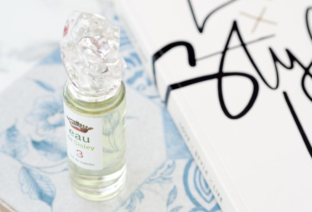 Sisley Eau de Sisley 3 perfume fragrance review Sisley Eau de Sisley 3 perfume fragrance review